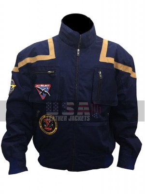 Star Trek Enterprise (Jonathan Archer) Scott Bakula Cotton Space Suit Jacket