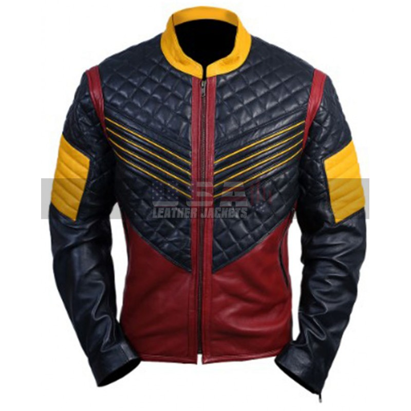 The Flash Vibe Cisco Ramon Costume Leather Jacket