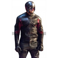 Arrow John Diggle (David Ramsey) Costume Leather Jacket