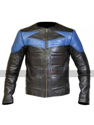 Ismahawk Nightwing Series Danny Shepherd Costume Jacket