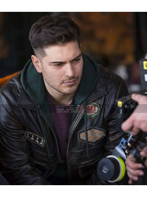 Cagatay Ulusoy The Protector Costume Leather Jacket