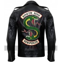 Riverdale Southside Serpents Jughead Jones (Cole Sprouse) Black Jacket