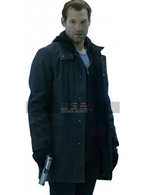 The Strain Dr. Ephraim Goodweather (Corey Stoll) Black Coat
