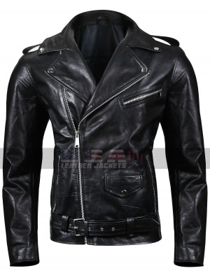 Riverdale Serpents Southside Women Biker Leather Jacket