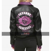 Cheryl Blossom Pretty Women Riverdale Poisons Jacket