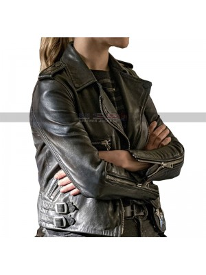 Chicago P.D Detective Hailey Upton Leather Jacket | Usa Leather Jacket