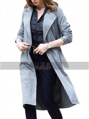 Mission Impossible 6 Fallout Rebecca Ferguson (Ilsa Faust) Cotton Trench Coat