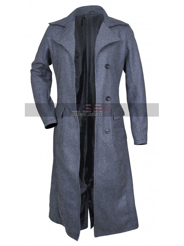 Fantastic Beasts Tina Goldstein Katherine Waterston Wool Coat