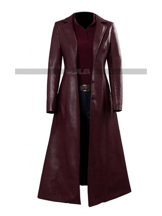 X-Men: Dark Phoenix Costume Jean Grey Trench Coat