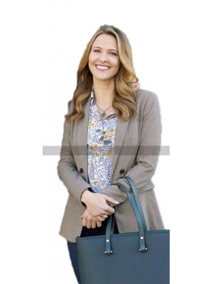 Mystery 101 Blazer Jill Wagner Playing Dead Jacket Amy Winslow Coat