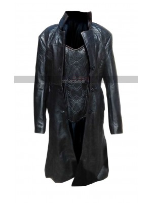 Underworld Kate Beckinsale Selene Leather Costume Corset And Coat